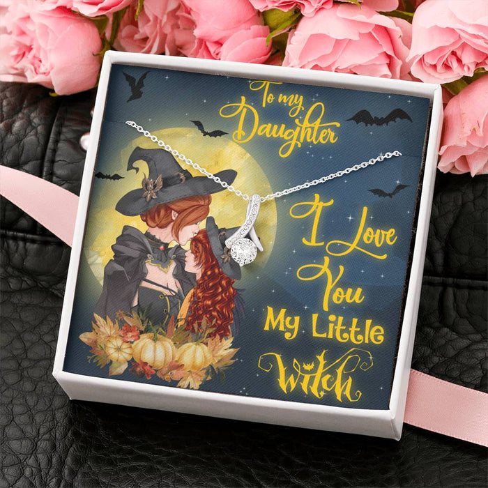 I love you my little witch