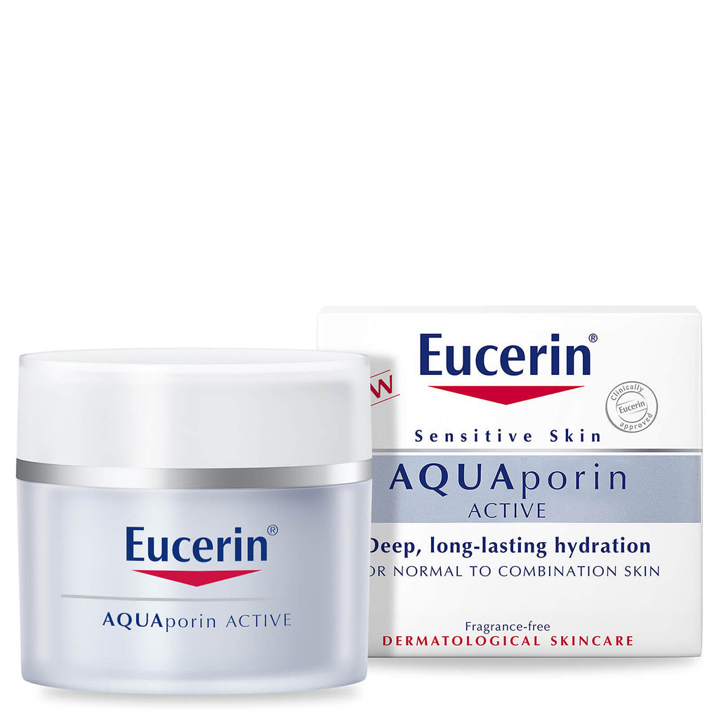 Eucerin aquaporin ACTIVE Hydration for Normal to Combination Skin 50ml