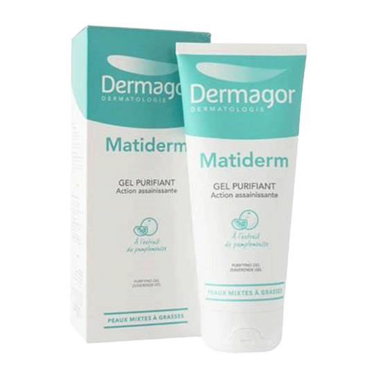 Dermagore Matiderm Gel Purifiant 200ml