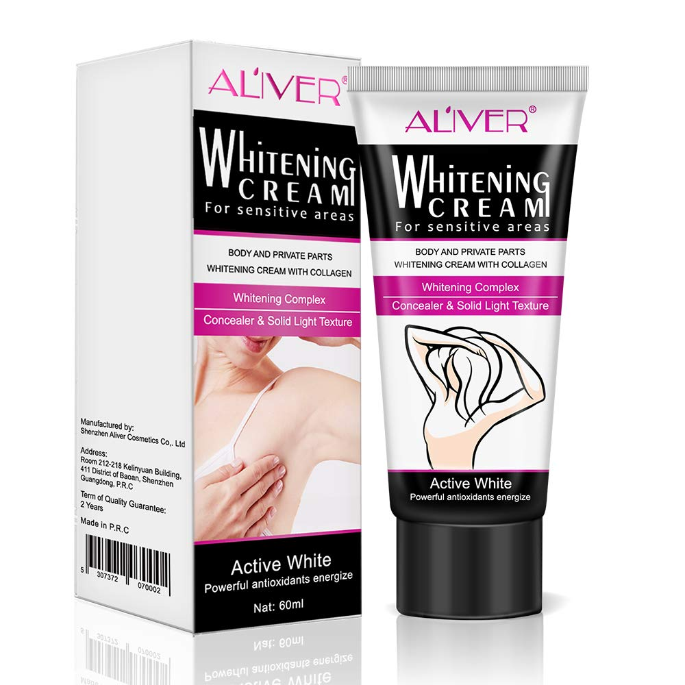 Aliver Whitening Cream 60 Ml