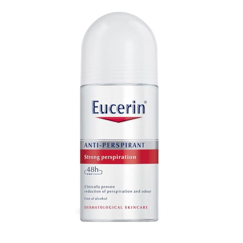 Eucerin Anti Perspirant Strong Roll On 50ml