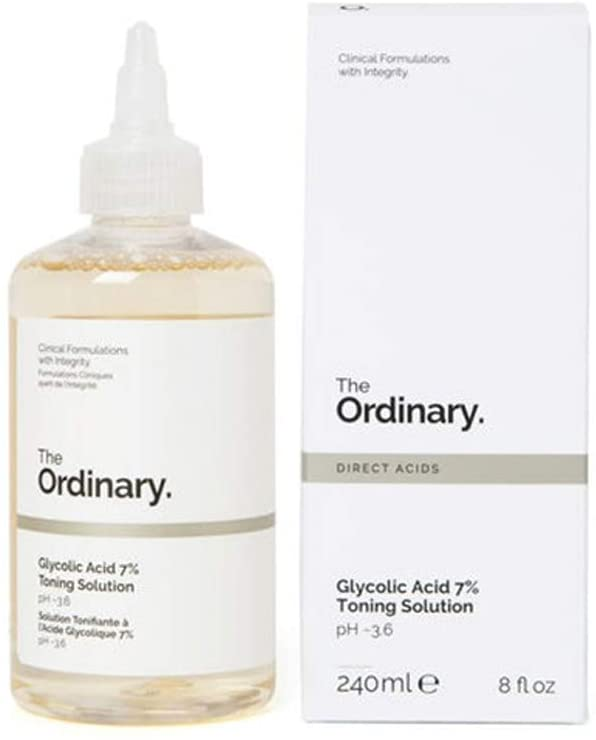 THE ORDINARY GLYCOLIC ACID 7% SOLUTION 240ML