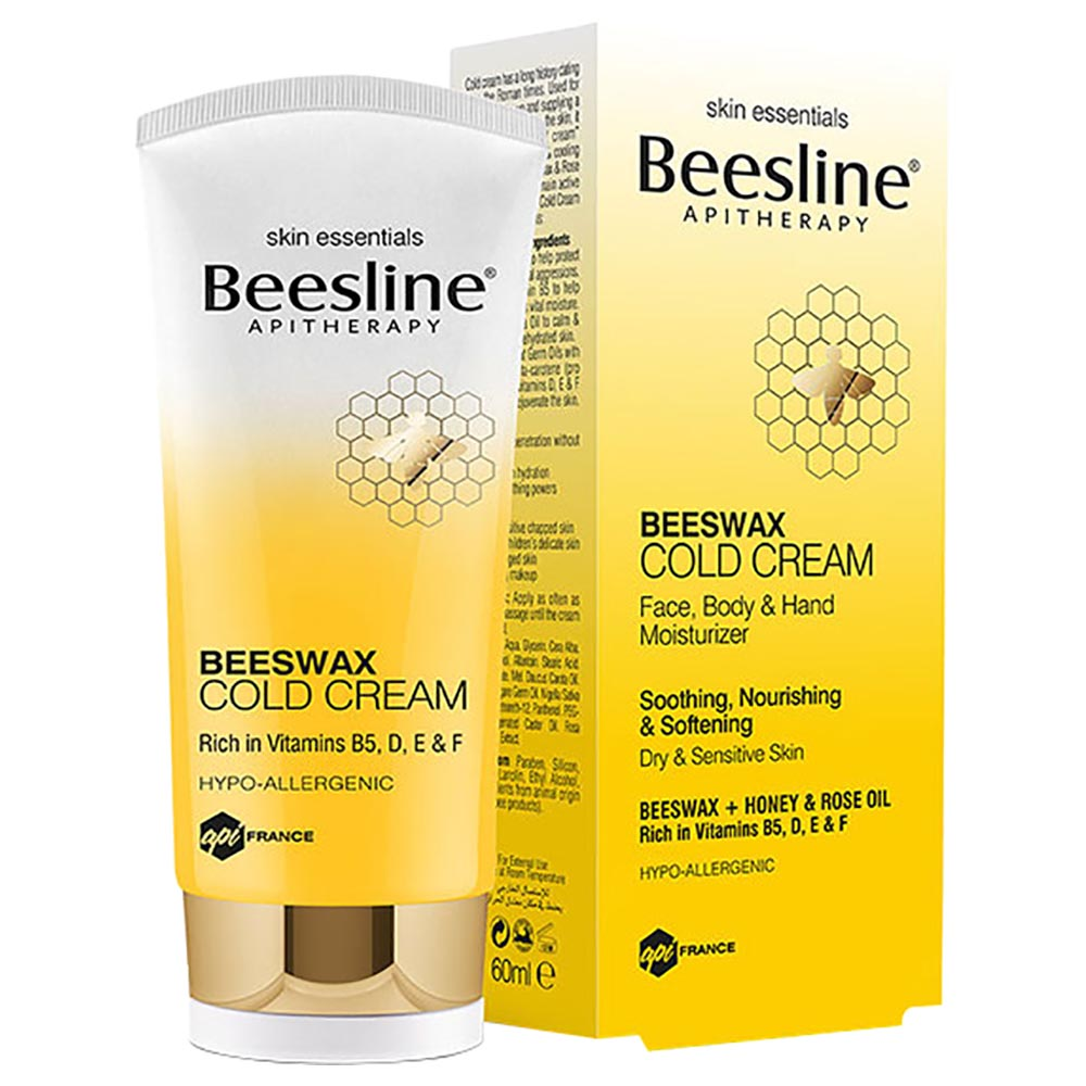 Beesline Beeswax Cold Cream