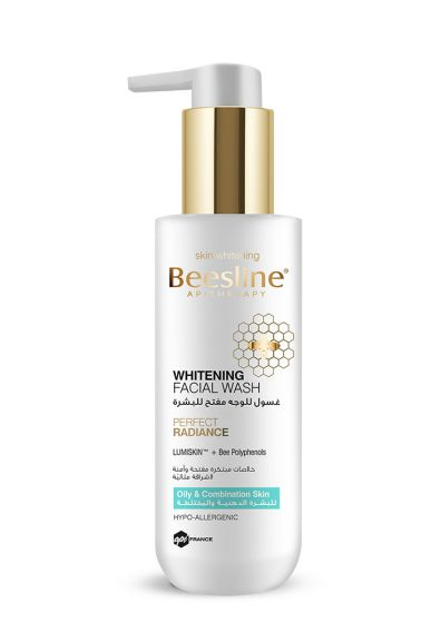 BEESLINE WHITENING FACIAL WASH DULL SKIN 250ML