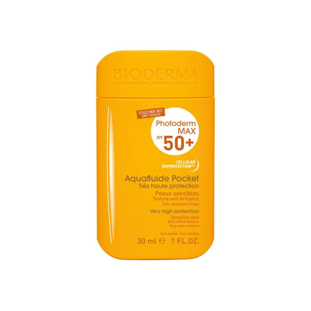 BIODERMA PHOTODERM MAX AQUAFLUID POCKET SPF50+ 30 ML