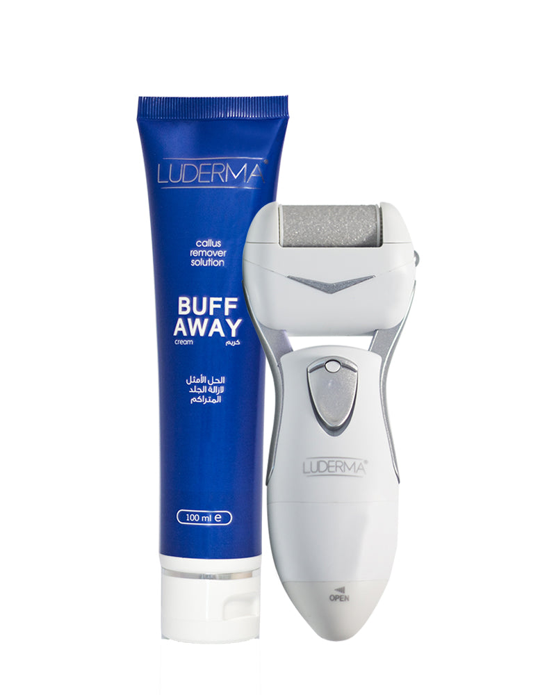 Luderma Buff Away