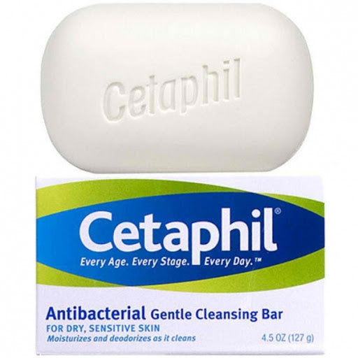 CETAPHIL BAR 127GM ANTI BACTERIAL