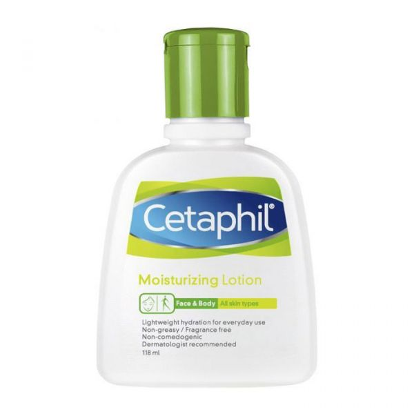 Cetaphil Moisturizing Lotion With cap 118ml