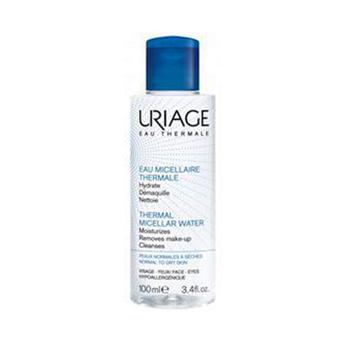 Uriage Eau Micellaire Thermale Normal to Dry Skin 100ml
