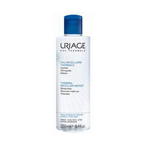 URIAGE EAU MICELLAIRE THERMAL PINK SENS SKIN 250 ML