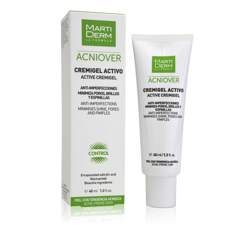 Martiderm Acniover Cremigel Active - 40 ml