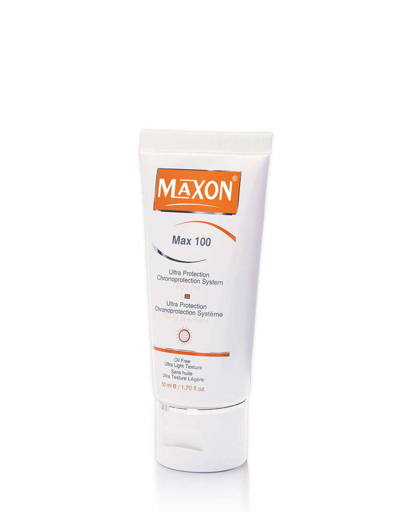 MAXON Max 100 Tinted Light 50ml
