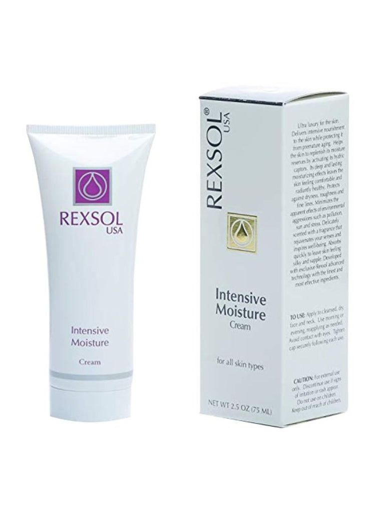 Rexsol Intensive Moisture Cream 2.5 ounce