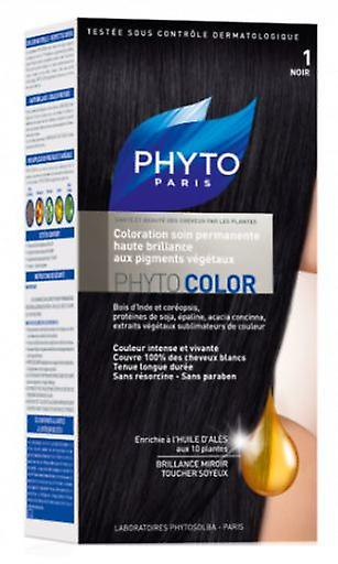 Phyto Color 1 - Black