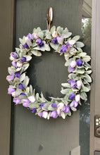 Load image into Gallery viewer, Purple Rain Wreath