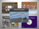 "KlickerZ Automotive and General Education PowerPoint Quiz Templates ""DOWNLOAD ONLY"""