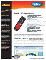 "KlickerZ 2.0  *** FREE*** Software works with all KlickerZ kits ""DOWNLOAD ONLY"""