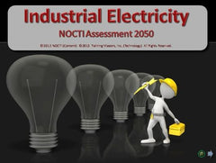 "KlickerZ/NOCTI Industrial Electricity Study Guide Program ""DOWNLOAD ONLY"""