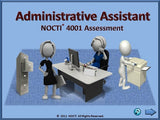 "KlickerZ/NOCTI Administrative Assistant Study Guide Program ""DOWNLOAD ONLY"""