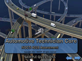 "KlickerZ/NOCTI Automotive Technician Core Study Guide Program ""DOWNLOAD ONLY"""