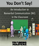 You Don't Say! - Instructor Training Program *DOWNLOAD ONLY*