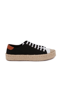 COLOUR BLOCK ESPADRILLE SNEAKER