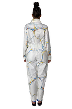 Load image into Gallery viewer, MARBLE JUMPSUIT