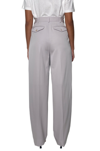 GREY HIGH WAISTED LOUISE PANT