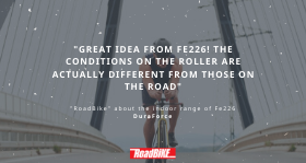 RoadBike about Fe226 DuraForce indoor cycling apparel