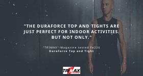 trimax about Fe226 DuraForce indoor cycling apparel