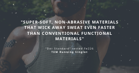 Der Standard tested different Fe226 Running Products