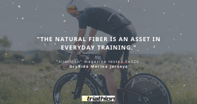tri-mag.de  tri-mag tested the Fe226 DryRide Merino Jersey and loved the fabric and fit not only for everyday training.