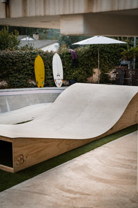 SURFSKATE WAVE RAMP