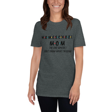 Afbeelding in Gallery-weergave laden, Grappige Tekst T-shirt | Quarantaine Shirt