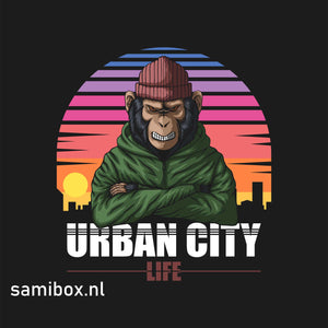 Urban City T-shirt
