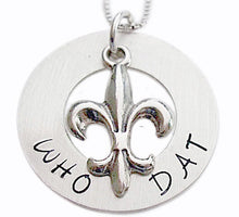 Load image into Gallery viewer, Who Dat Necklace