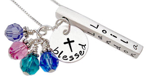 Personalized Blessed Necklace