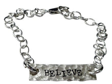 Load image into Gallery viewer, Personalized Believe Bracelet