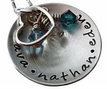 Load image into Gallery viewer, Personalized Cup Of Love Necklace