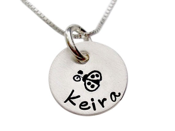 Personalized Name and Design Necklace