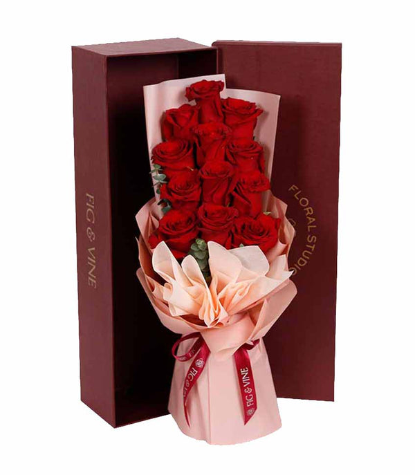 Annabella Scatola Boxed Bouquet