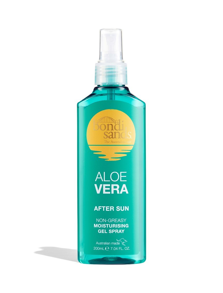 Aloe Vera Moisturising Gel Spray