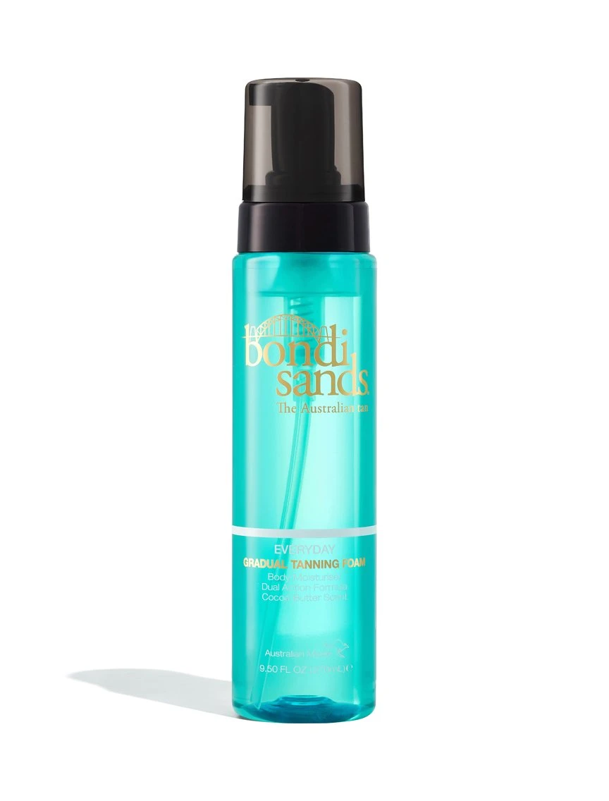 Everyday Gradual Tanning Foam in a Pump Bottle