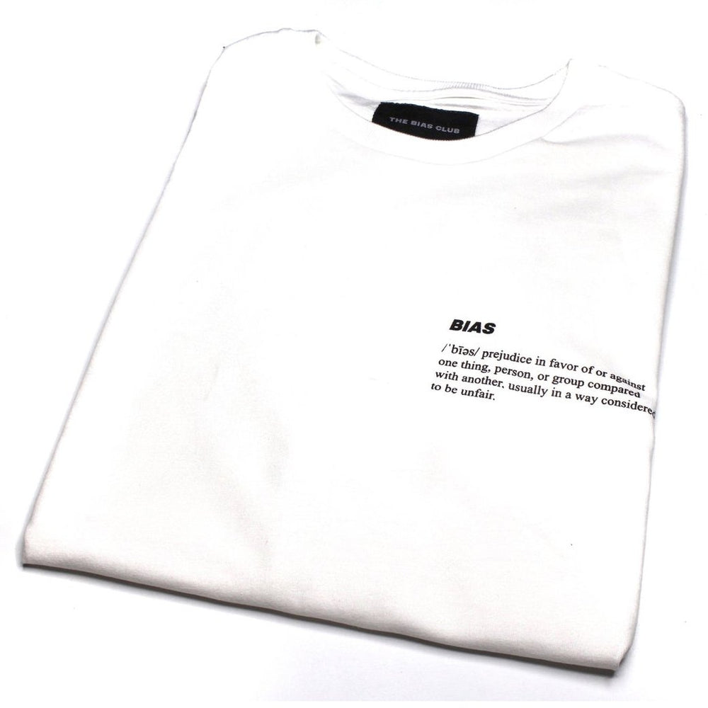 Load image into Gallery viewer, The Definition Tee, White