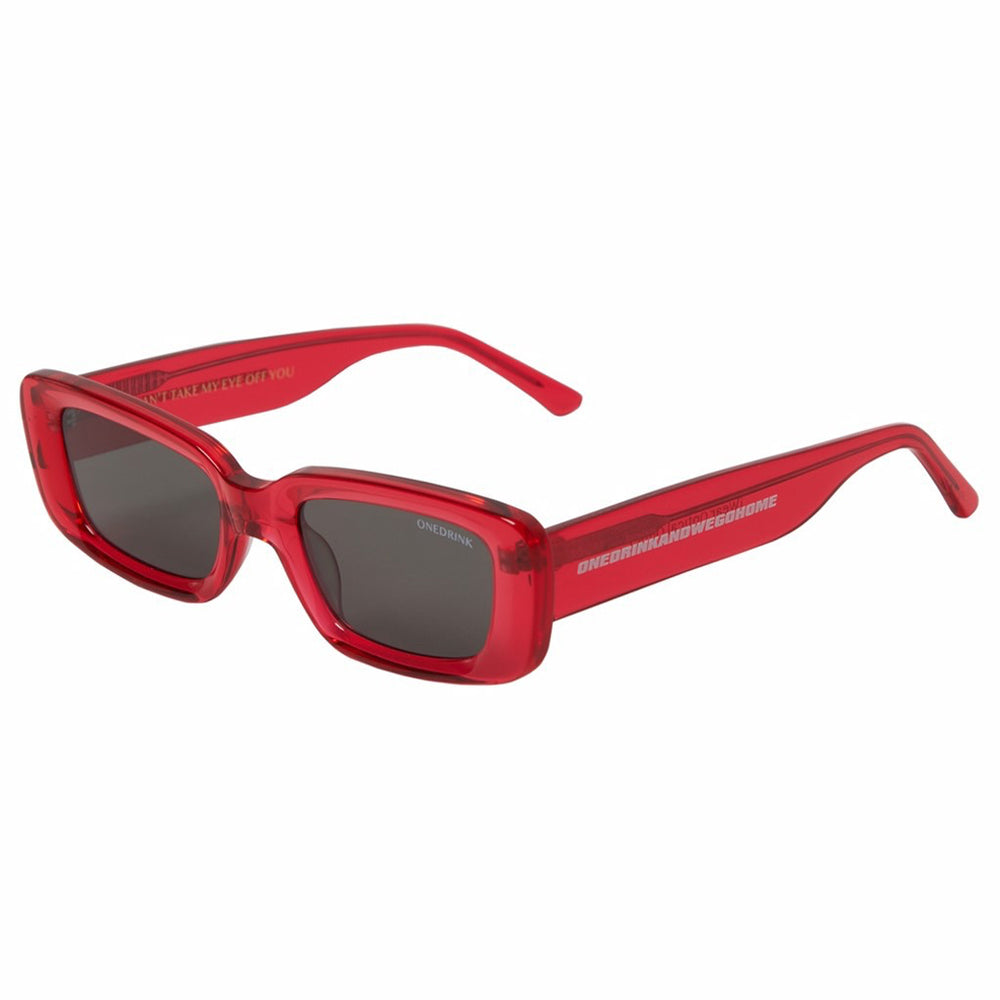 Style 02 Sunglasses, Red