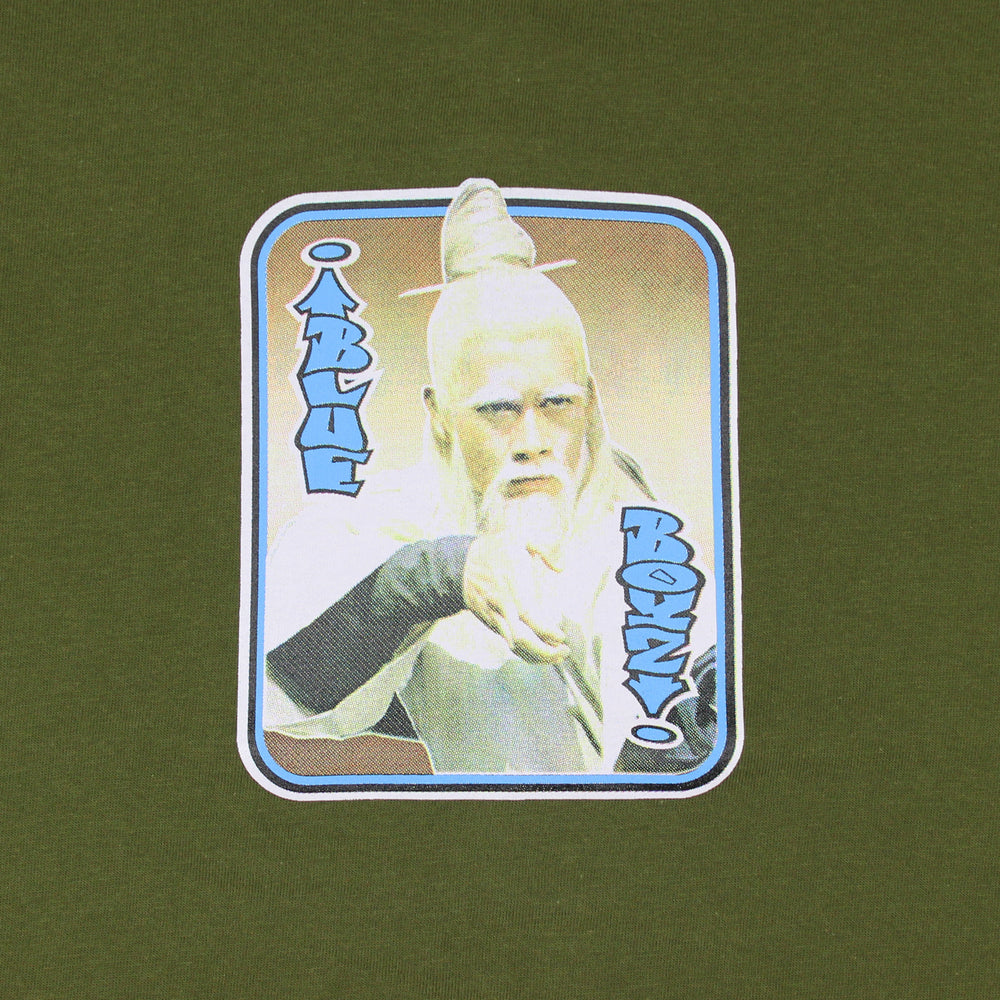 Load image into Gallery viewer, Pai-Mei Tee, Olive Green