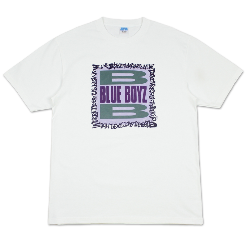 Club BB Tee, White