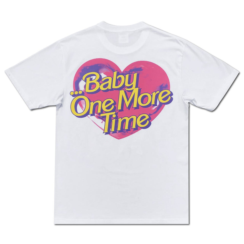 Britney Spears Tee, White