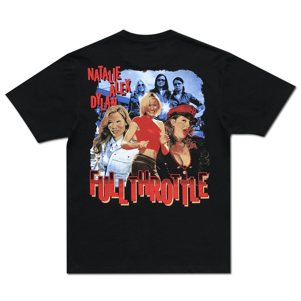 Load image into Gallery viewer, Charlie's Angels Tee, Black