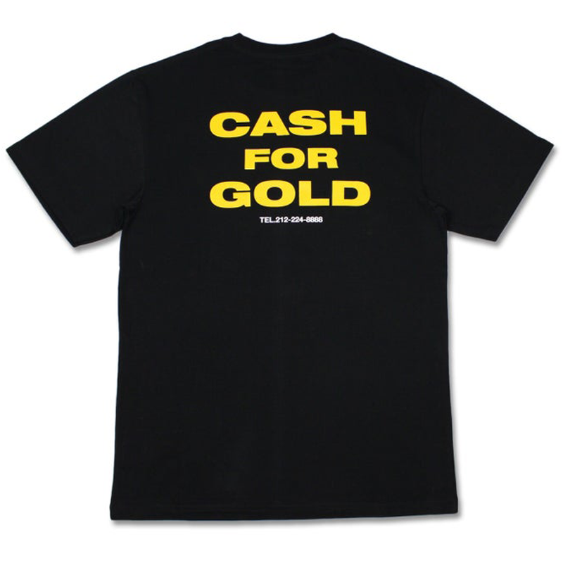 Load image into Gallery viewer, Cash Loan Tee, Black